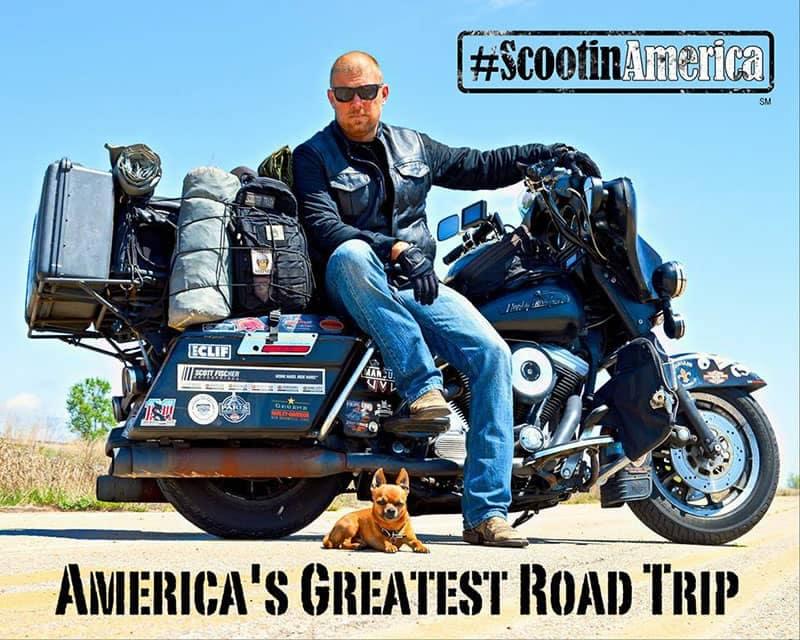 Scootin America
