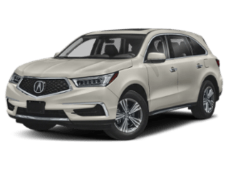 2020 Acura MDX FWD