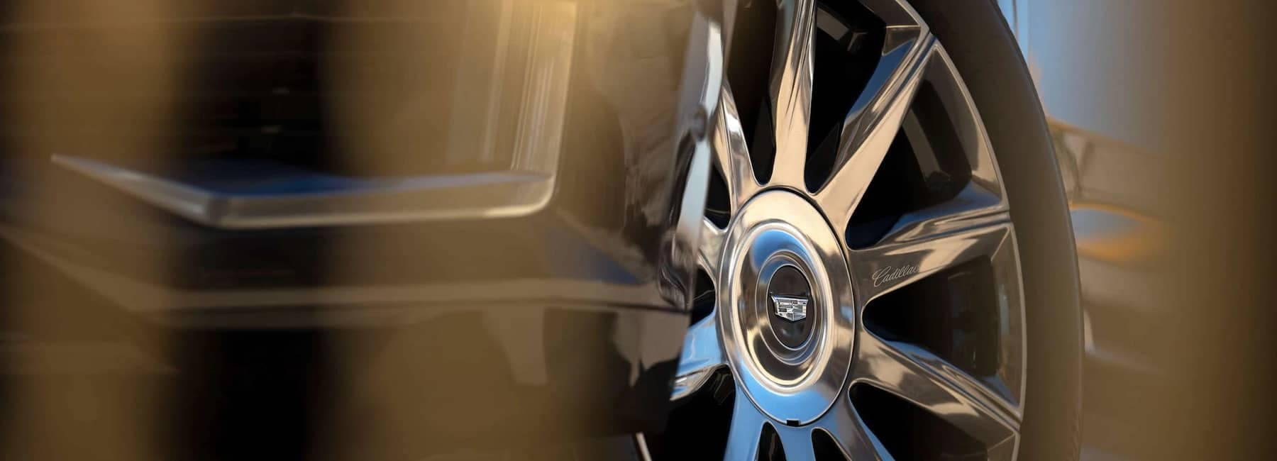 Cadillac Escalde Wheel