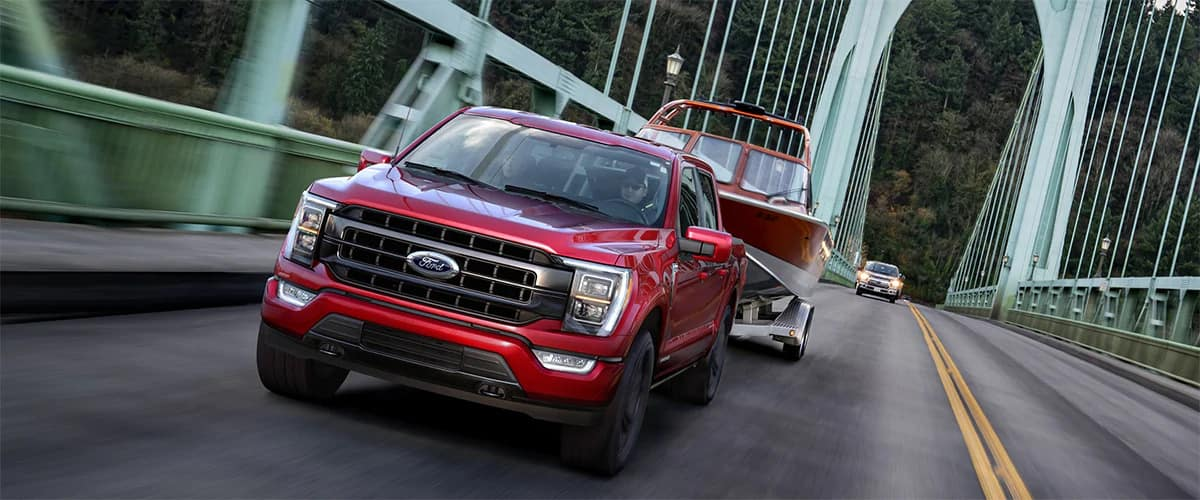 red-f-150