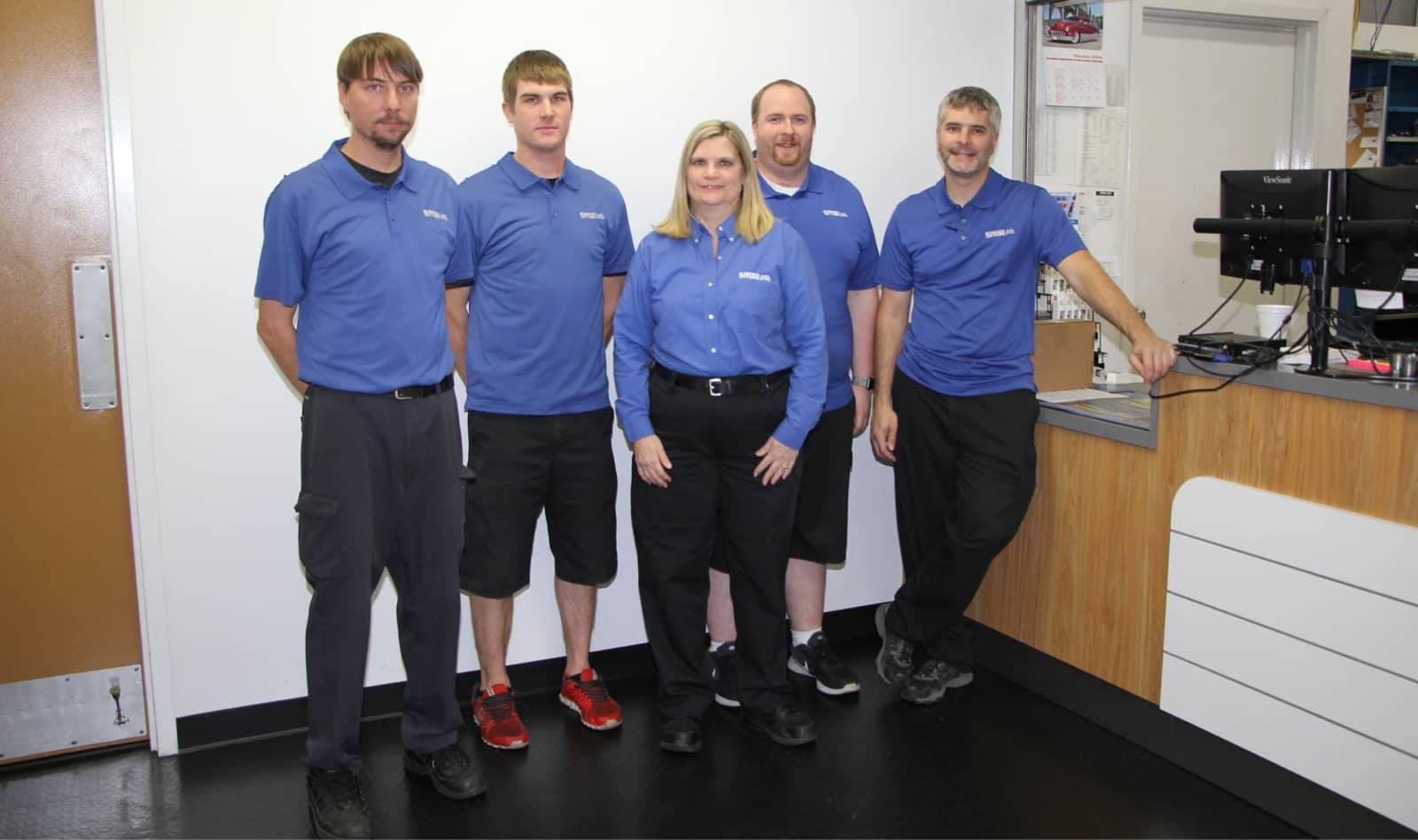 Smail Honda Village Parts Team
