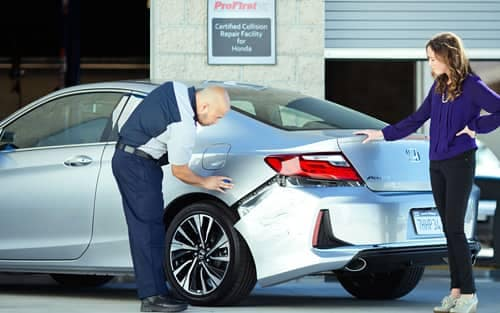 Apply Honda Touch Up Paint Smart Honda