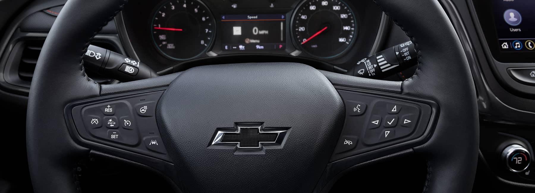 2021 Chevrolet Equinox Steering Wheel (1)