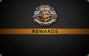 smokin' rewards card