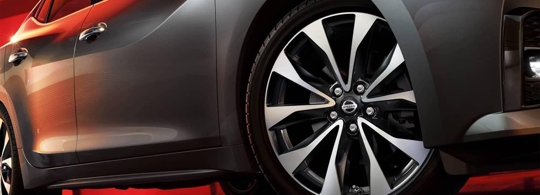 2020 Nissan Maxima Alloy Wheel