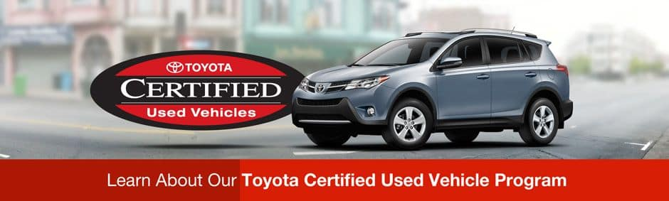 Why Buy Toyota Certified Used Vehicles Homestead Fl South Dade
