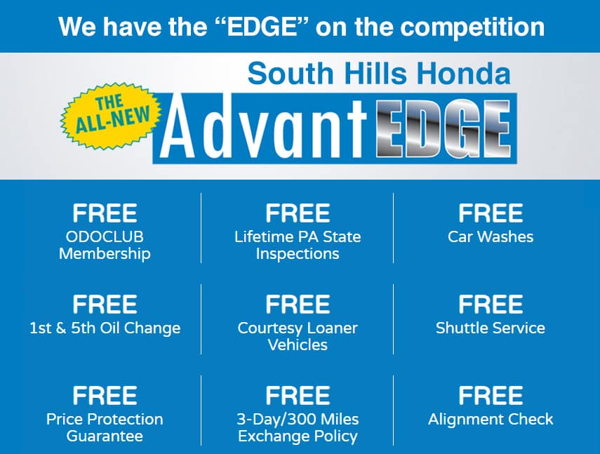 South Hills Honda AdvantEDGE