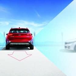 2020 Kia Sportage Safety
