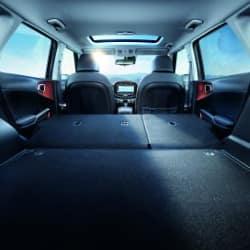 2020 Kia Soul interior view