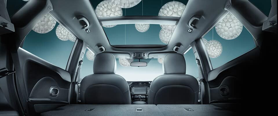 2019 Kia Soul interior seating