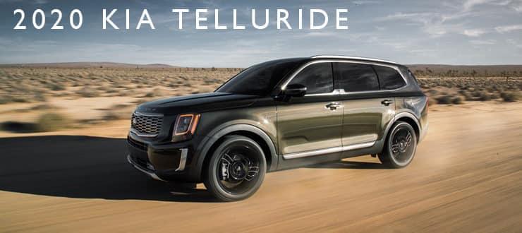 The All-New 2020 Kia Telluride