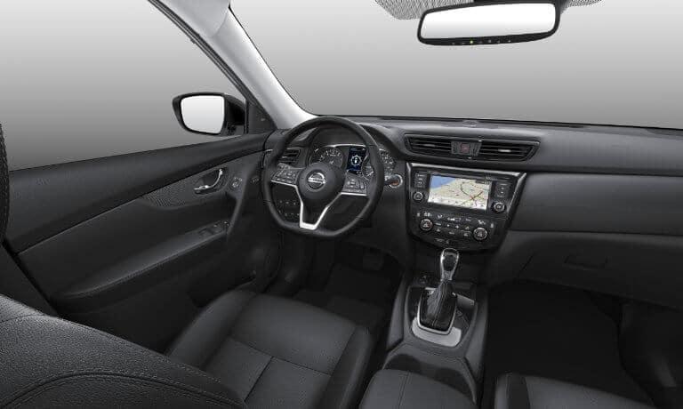 2019 Nissan Rogue technology