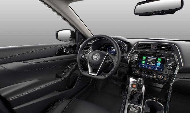2019 Maxima interior view