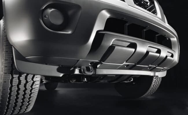 Nissan Commercial Bumper-to-Bumper Warranty