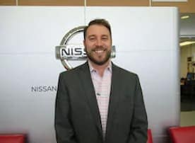 A picture of Kyle Wade, Commercial Vehicle Account Manager of Southlake Nissan.