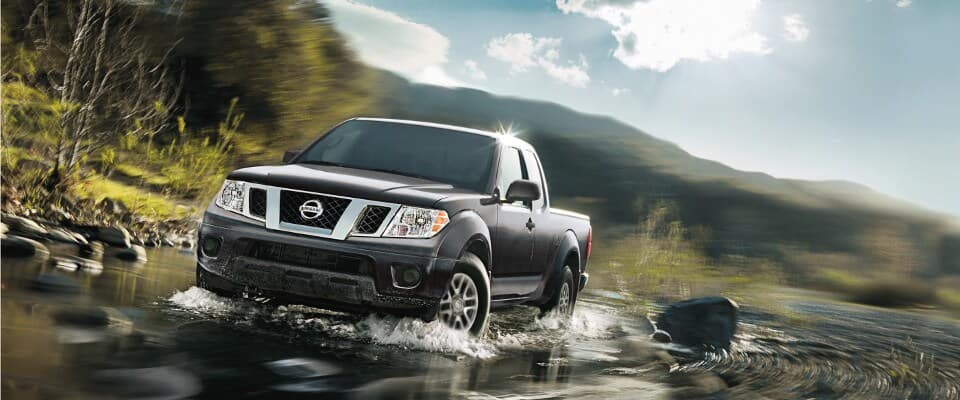 Nissan Frontier Commercial vehicle