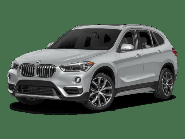 2017 BMW X1 Angled