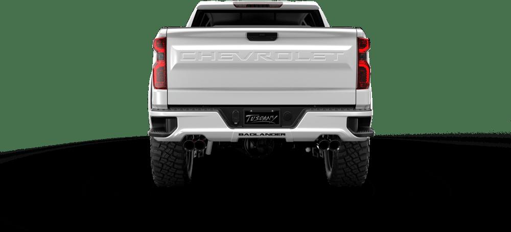 Badlander rear