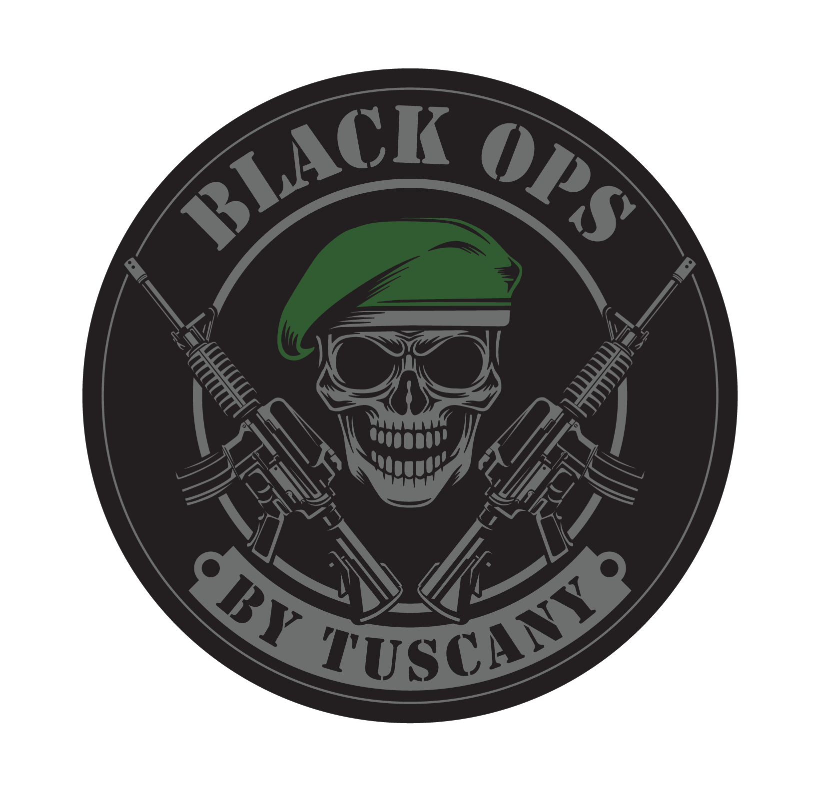 Black Ops by Tuscany