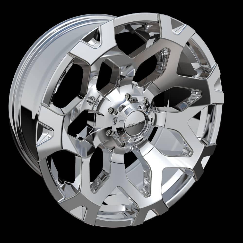 Chrome Wheel Upgrade