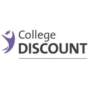 College Discount logo
