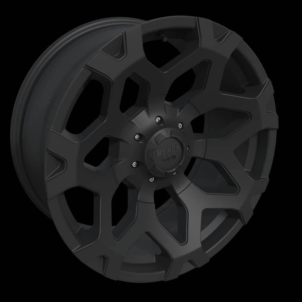 Custom Black Ops Wheels