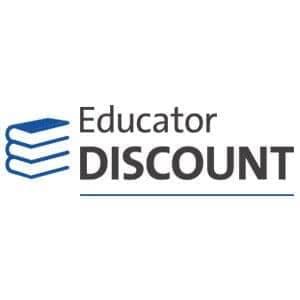 Educator Discount logo