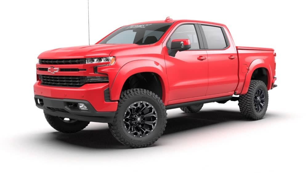 Red Truck ZRX Front