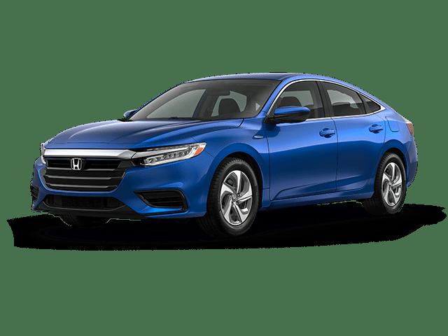 2020 Honda Insight model