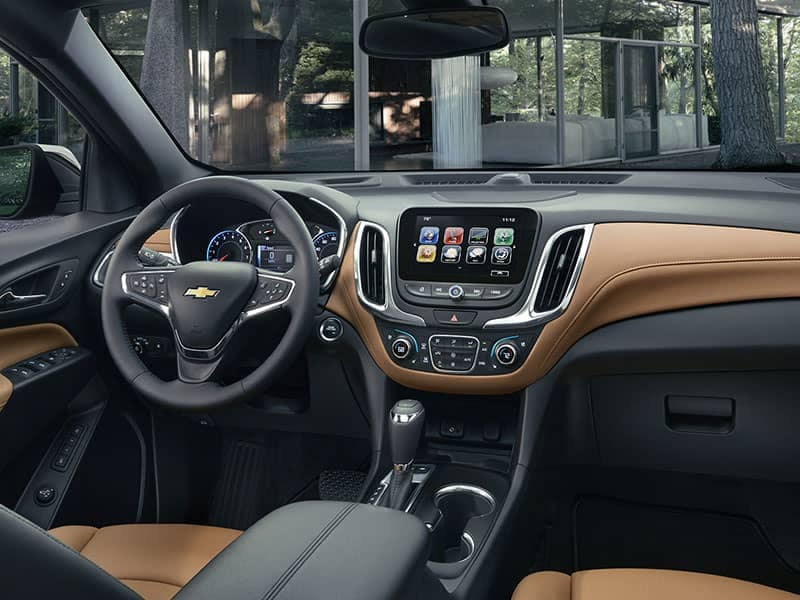 2021 Chevrolet Equinox Features and Equipment