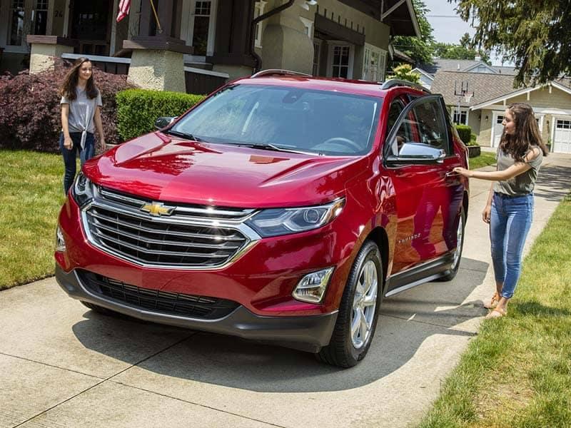 2021 Chevrolet Equinox Trim Levels