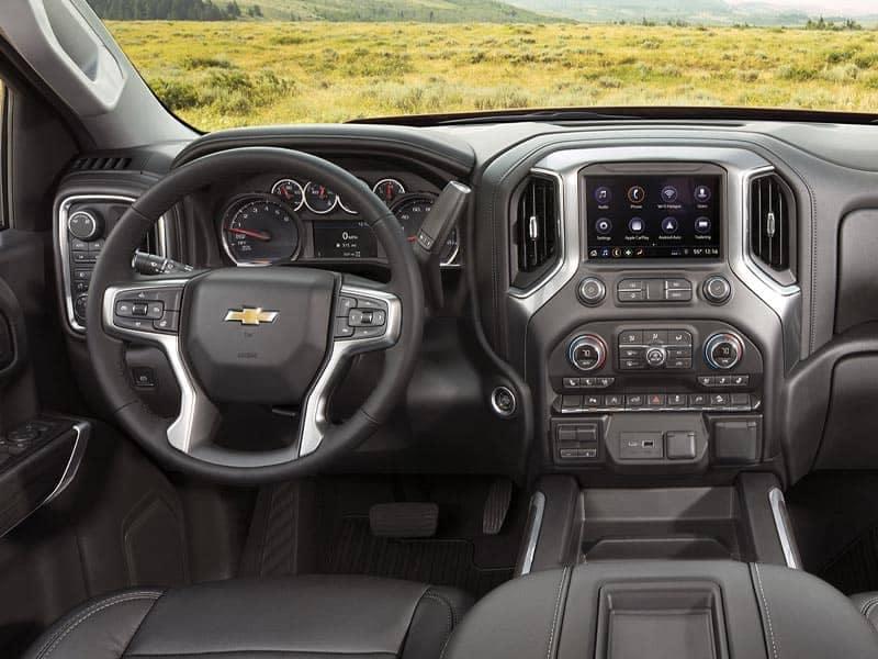 2021 Chevrolet Silverado 1500 Trim Levels