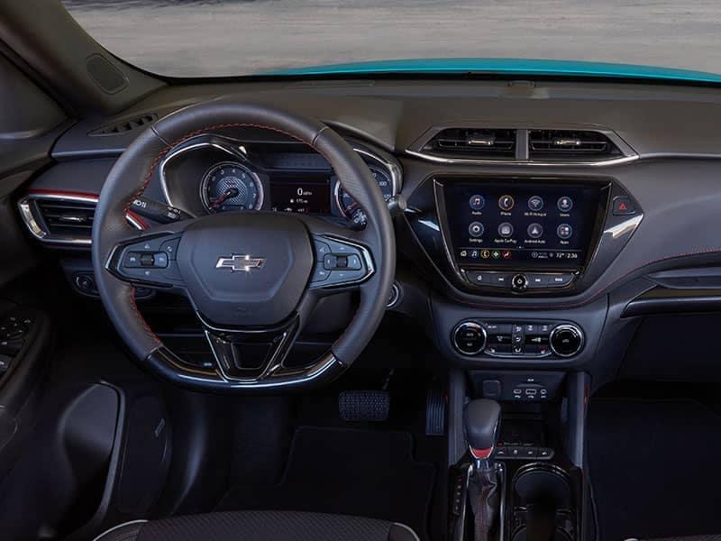 2021 Chevrolet Trailblazer features and equipment