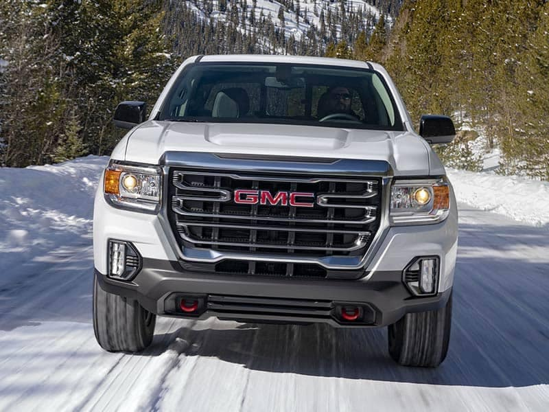 2021 GMC Canyon Engines and Capability