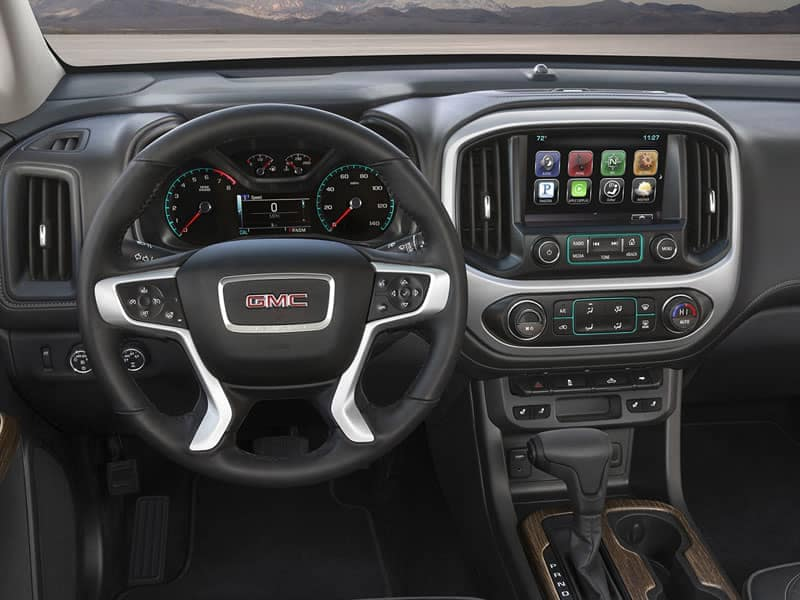 2021 GMC Canyon Features and Equipment