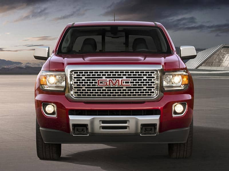 2021 GMC Canyon Styling and Trim Levels