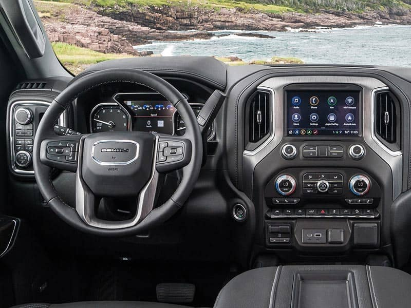 2021 GMC Sierra 1500 Features and Capability