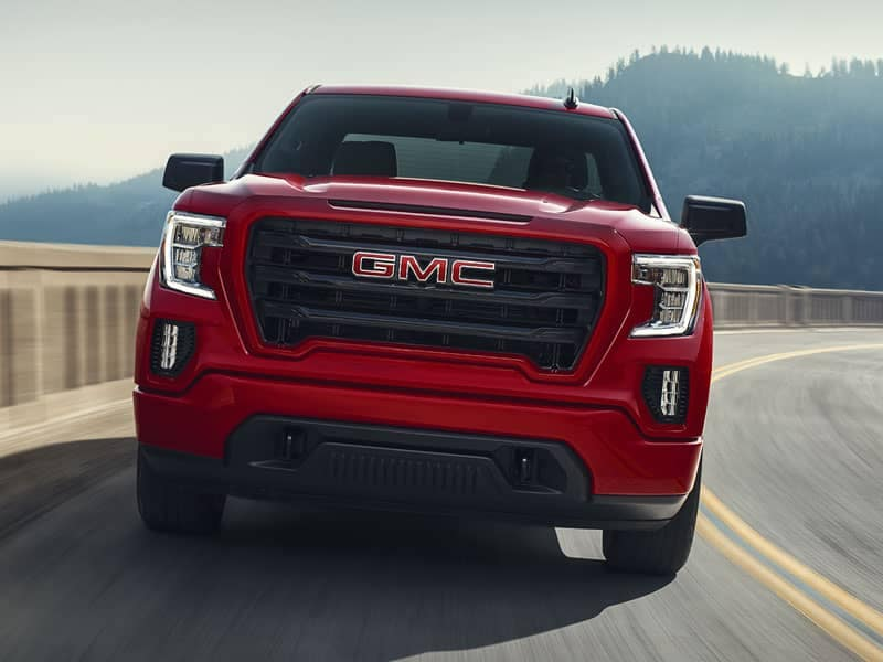 2021 GMC Sierra 1500 Trim Levels