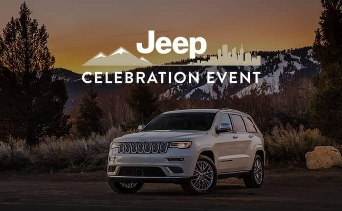Jeep Celebration Event