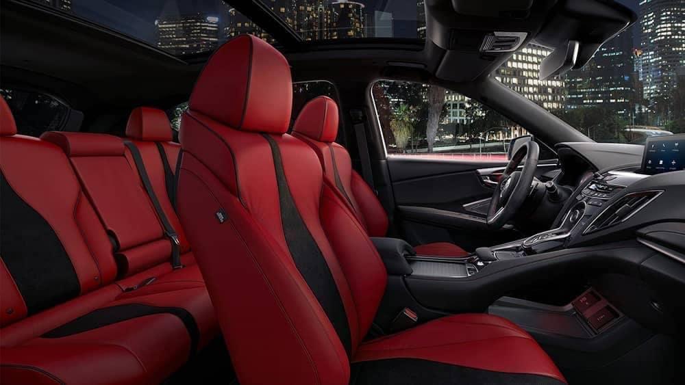 2020-Acura RDX interior cabin