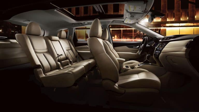 Nissan Rogue Warwick Interior