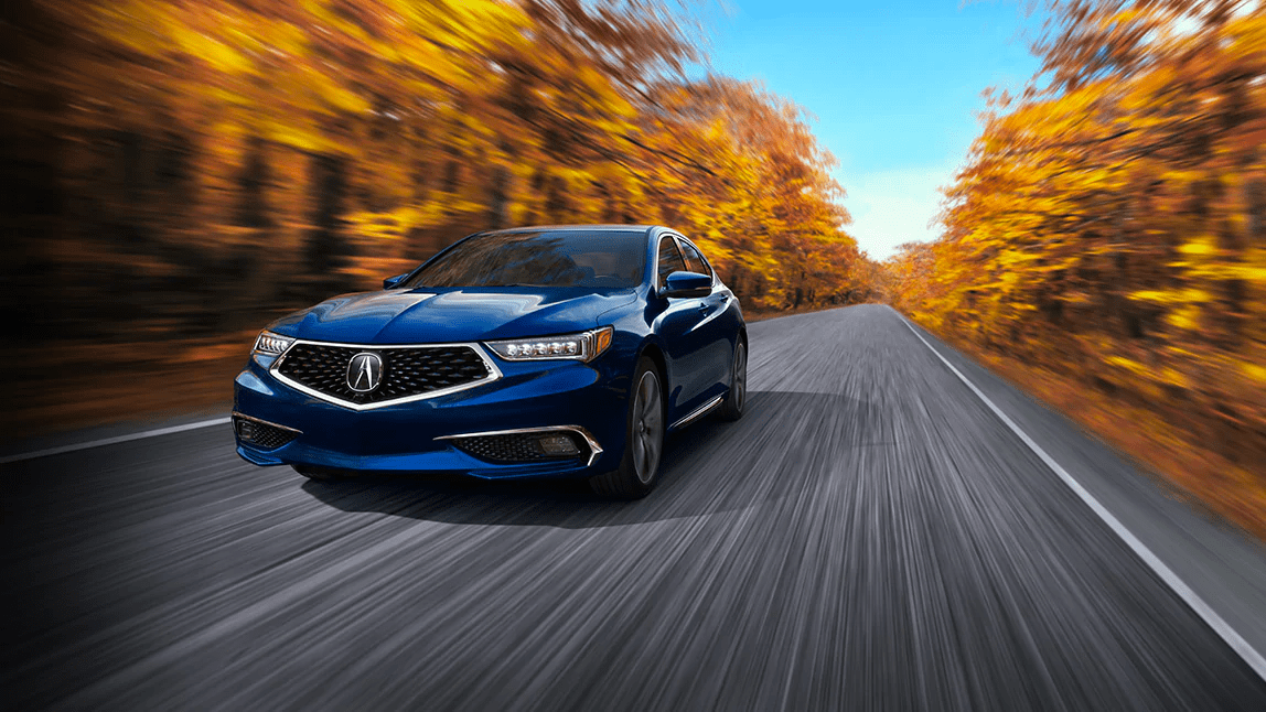 TLX on road