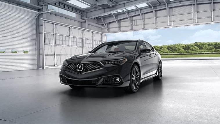 TLX20 in Garage