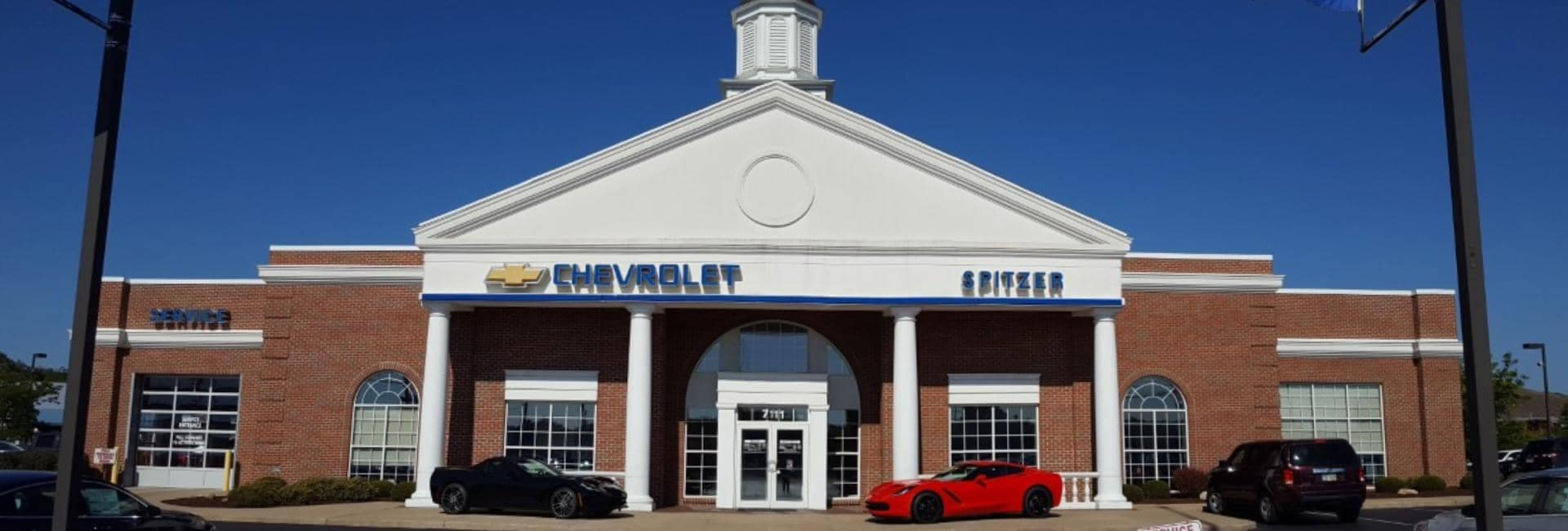 Spitzer Chevrolet North Canton