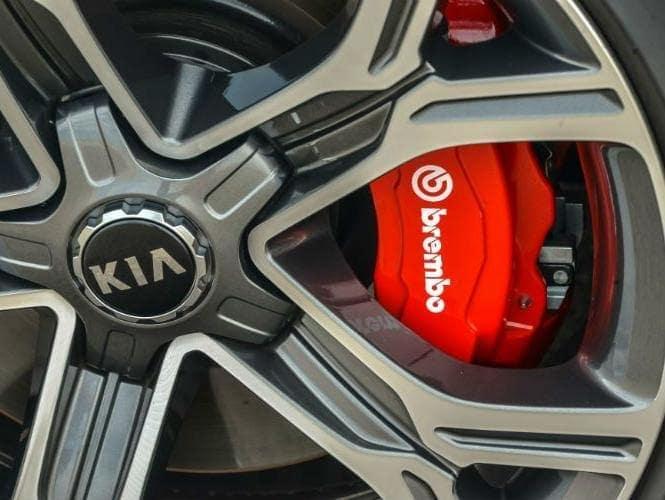 2018 Kia Stinger GT 3