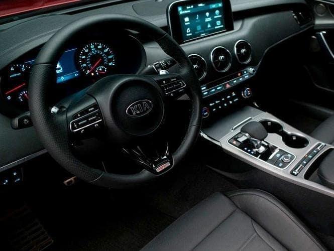 2018 Kia Stinger GT 4