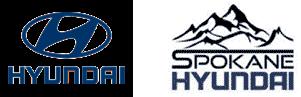 Spokane Hyundai with Hyundai logo