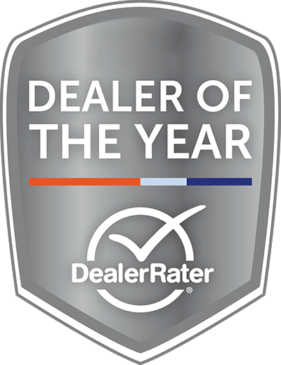DealerRater Dealer of The Year Banner Emblem (1)