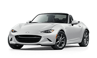 Used White Mazda Miata Sport Mazda Orlando, FL