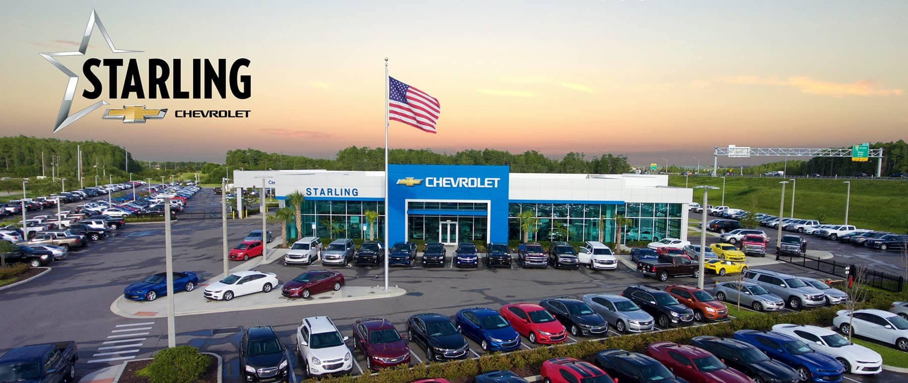 Welcome To Starling Chevrolet In Orlando Fl
